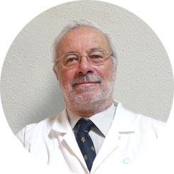 Médico oftalmologo Eduardo Díaz Güell