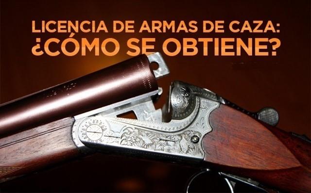 Obtención permiso de armas